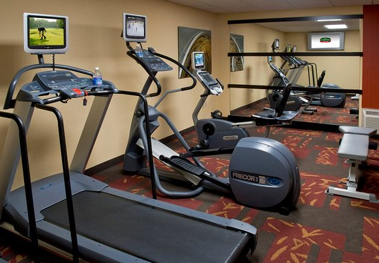 Wayne, Pensilvanya: Fitness Center