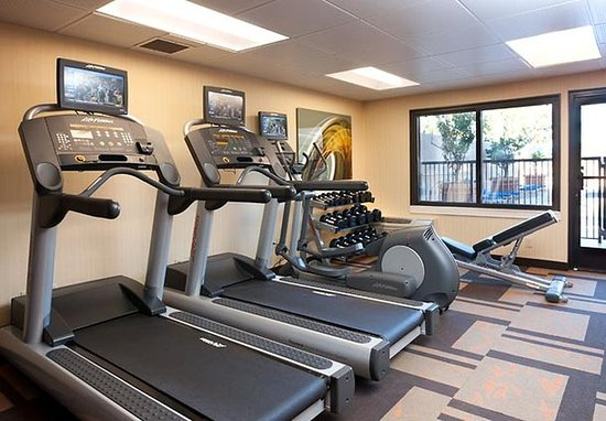 Laguna Hills, CA: Fitness Center