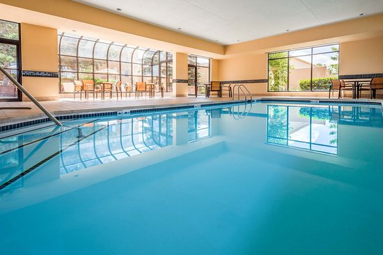 ‪‪Arlington Heights‬, إلينوي: Indoor Pool‬