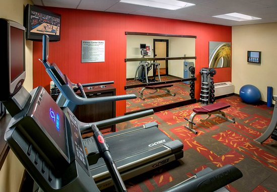 Milford, MA: Fitness Center