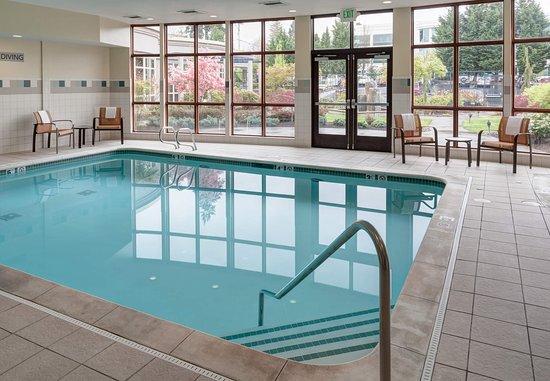 Kirkland, WA: Indoor Pool