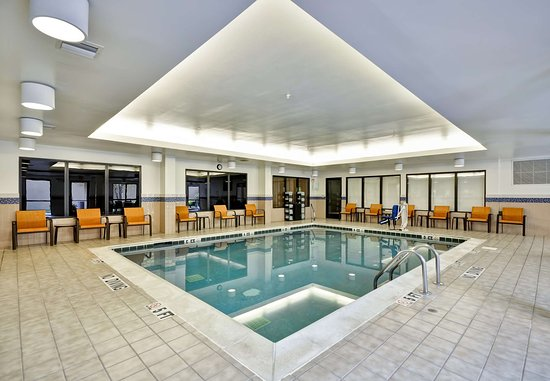 Dalton, Gürcistan: Indoor Pool
