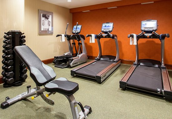 Vestal, Estado de Nueva York: Fitness Center