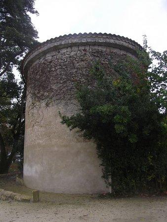 Belle Vie de Château en Gascogne : La tour du Xll siècle.
