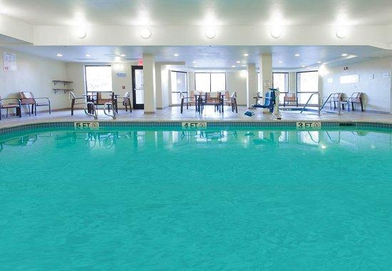 Palmdale, Καλιφόρνια: Indoor Pool