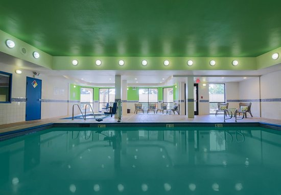 Morgan Hill, CA: Indoor Pool