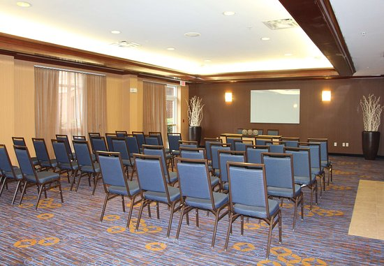 Basking Ridge, Nueva Jersey: Meeting Room - Theater Set Up