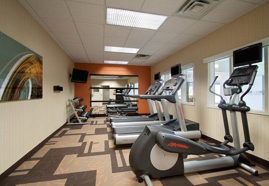 West Orange, NJ: Fitness Center