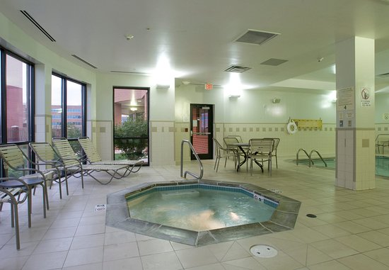 West Chester, OH: Indoor Whirlpool