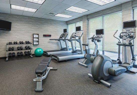 Lincoln, RI: Fitness Center