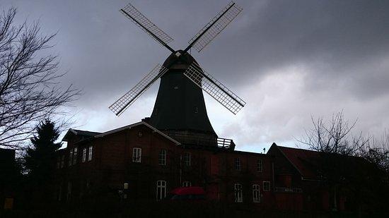 Osterholz-Scharmbeck, Niemcy: Mühle von Rönn