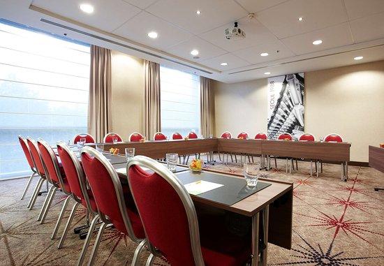 Evere, Belgium: Seoul Meeting Room