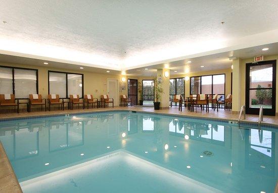 Flint, MI: Indoor Pool