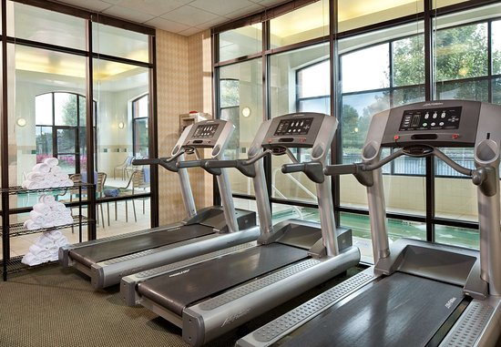 Gaithersburg, MD : Fitness Center