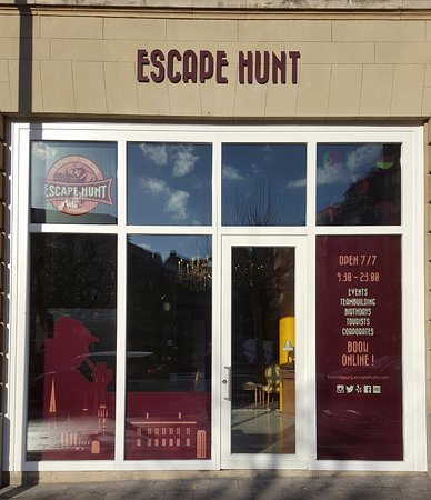 The Escape Hunt Experience Luxembourg