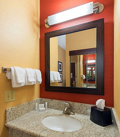 Lakewood, Kolorado: Suite Bathroom