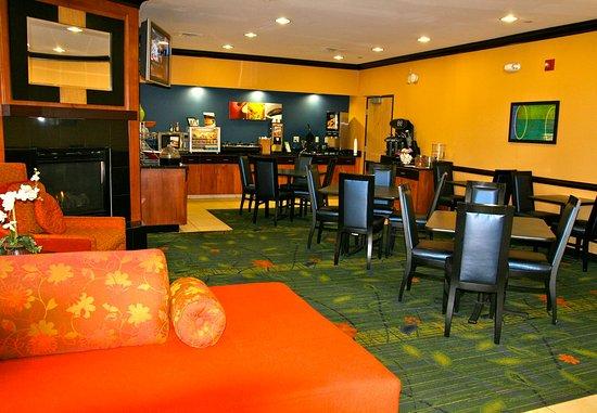 Hays, Κάνσας: Breakfast Area
