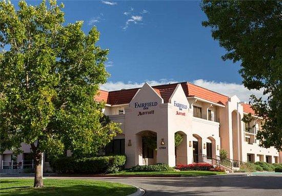 Photo of Fairfield Inn Albuquerque University Area