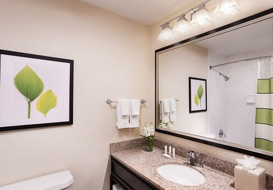 Fairfield Inn Albuquerque University Area: Guest Bathroom