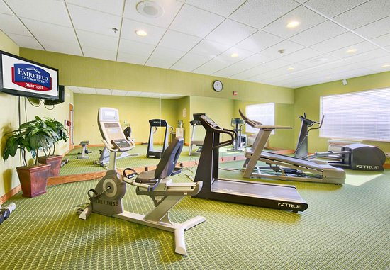 San Angelo, TX: Fitness Center