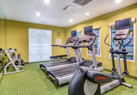 Auburn, MA: Fitness Center