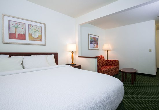Vacaville, Californie : Executive King Suite