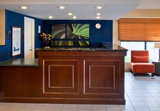 East Greenbush, NY: Reception Desk