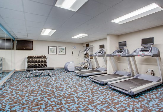 Fairfield Inn Portsmouth Seacoast: Fitness Center