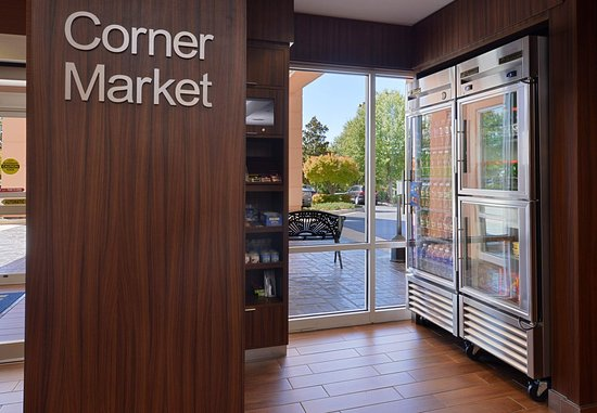 Anderson, Carolina Selatan: The Market