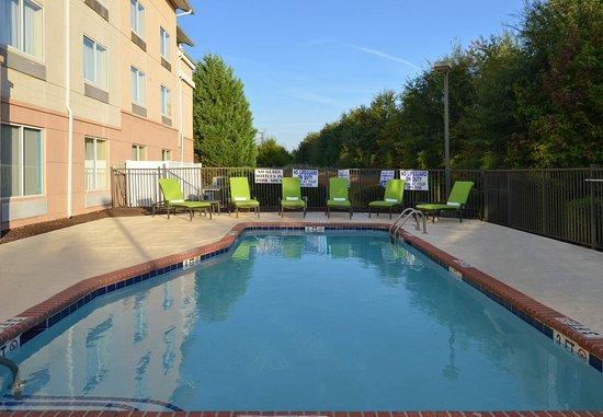Anderson, Carolina Selatan: Outdoor Pool