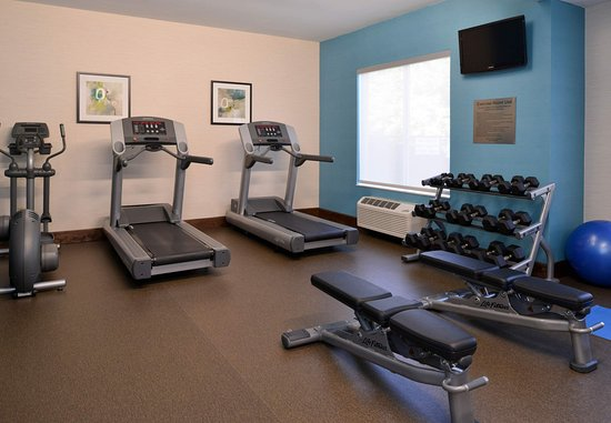 Anderson, Carolina Selatan: Fitness Center