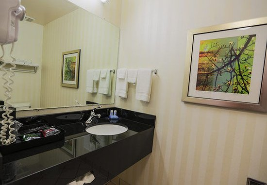 Berea, Кентукки: Guest Bathroom