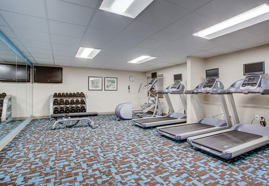 Williston, VT: Fitness Center