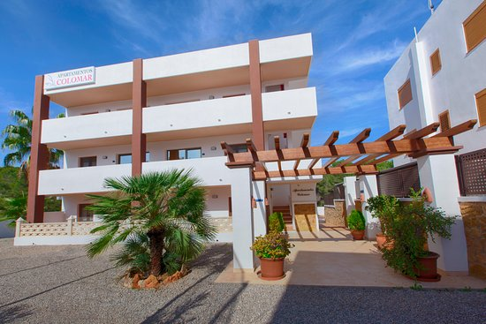 Apartmentos Colomar Ibiza