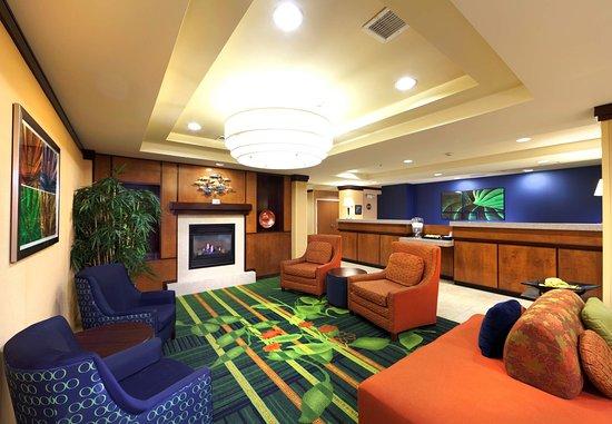 เล็กซิงตันพาร์ก, แมรี่แลนด์: Lobby Sitting Area