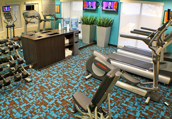 Yakima, Etat de Washington : Fitness Center