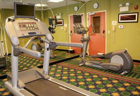 Fairmont, Virginia Occidental: Fitness Center