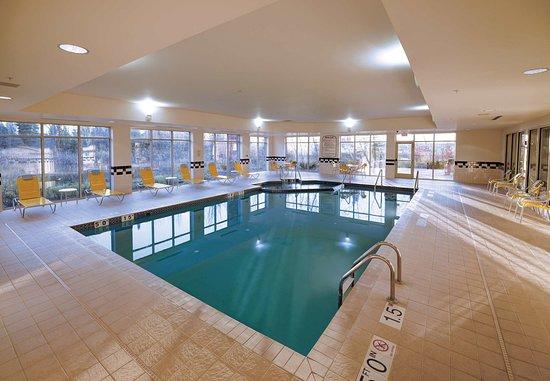 Weston, WI : Indoor Pool
