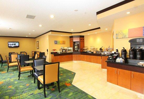 Burnsville, Μινεσότα: Breakfast Area