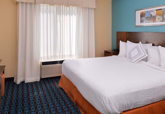 Troy, OH: Executive King Suite