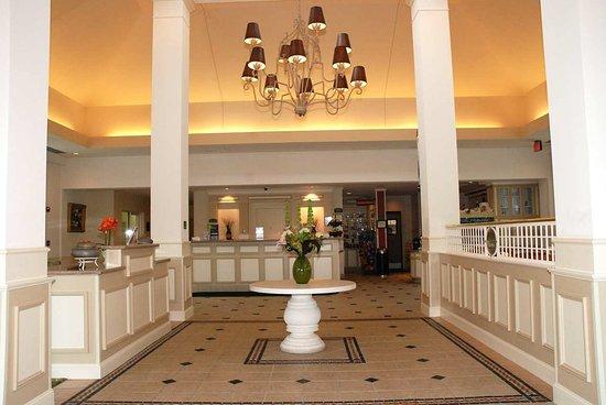Pineville, Carolina del Norte: Lobby