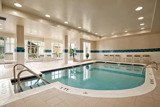 Bridgewater, Нью-Джерси: Indoor Heated Pool