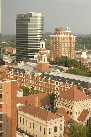 Hilton Knoxville: Downtown View