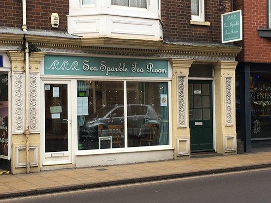 Sea Sparkle Tea Room Cromer