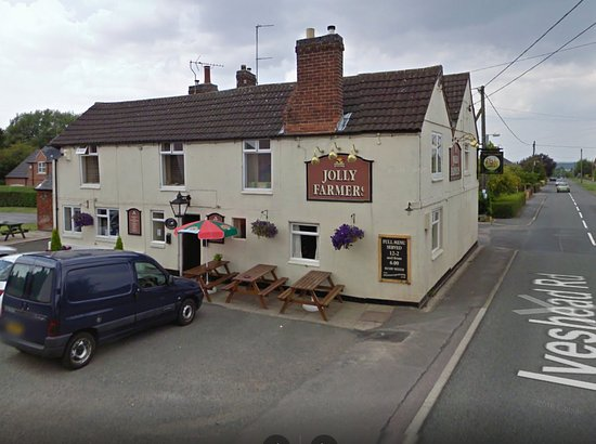 Shepshed, UK: The Jolly Farmers