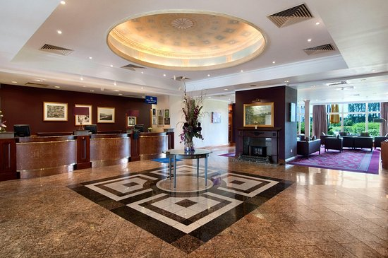 Templepatrick, UK: Lobby