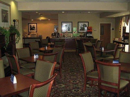 Hampton Inn New Albany: Restaurant