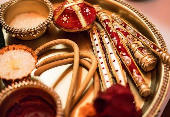 San Ramon, CA: Wedding - Cultural Details