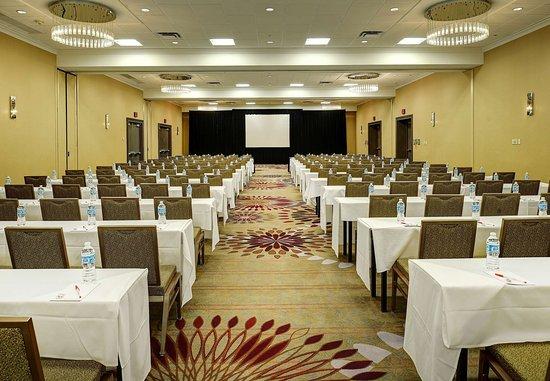 เบิร์กลีย์, มิสซูรี่: East Ballroom – Classroom Setup