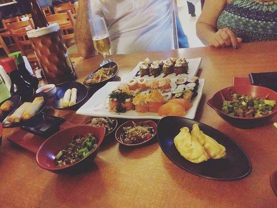 Santa Barbara d'Oeste, SP: Jantar no Shyro's!